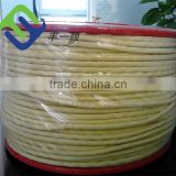 Double braided kevlar rope