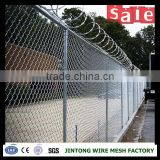 galvanized cyclone wire mesh fence /cyclone wire weight