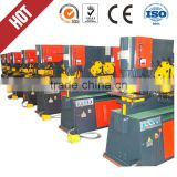 Hydraulic ironworker, Q35Y series punch and shear machine,angel steel cutting and bending lathe