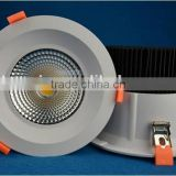 Commercial CREE LED 30w cob led downlight, Dali downlight led