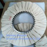 Buffing Cloth Buffing Wheel Polishing Wheel for Gravure Cylinder Copper Polishing Machine