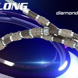 Diamond wire saw for stone cutting,  sintered diamond wire for quarrying ,stone cutting diamond tools