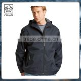 Men's lightweight hooded windbreaker breathable membrance jacket