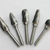 Chip Removal Good Cutting Quickly Durable For Aluminum Carbide Burr 、carbide Rotary Tool Carbide Rotary File Tungsten Steel Grinder