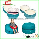 Wholesale Stuffed Animal Bean Bag Chair Storage
