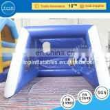 nflatable football gate with shooting target penalty soccer goal game for kids children