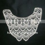 Machine embroidery neck lace design