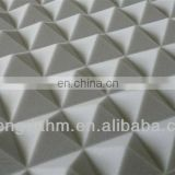pyramid shape melamine foam