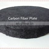 Reinforced Carbon Carbon Plate for Airplane Brakes