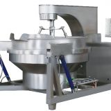 Automatic Mixing Pot Boiling jacked kettle / Sugar jacked kettlet / Stirring Jam jacked kettlet/Coffee Pot/cooking jacked kettle/Pet food processing/bird food/dog food/fish food/cat food processing machinery
