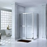 Prime Framed Rectangle Shower Enclosure With Sliding Door, AB 1132-1