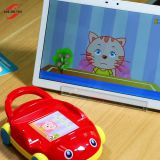 Bluetooth Car Reader OEM ODM Learning Toys for Children English Talking Pen Book Audio Car Story Teller