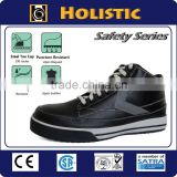 Steel Toe Anti statics Casual Looking Men Safety and Stylish Working Shoes