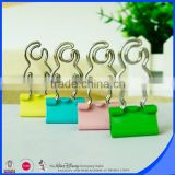 Little man design metal ring binder clips                                                                                                         Supplier's Choice