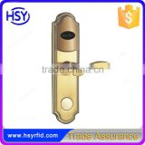 HSY-218 Access control t5577 cheap card hotel safe lock card reader door lock