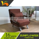 High quality household lovely sofa chair bed