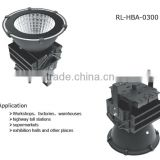 300W IP65 water proof cree led high bay light industrial light high quality fashion design