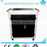 Tablet Charging Cart storage mobile charging cart school furniture educational equipment