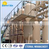 Time saving used engine oil recycling equipment