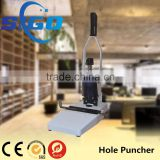 T30 Single hole punching machine/custom letter hole punch
