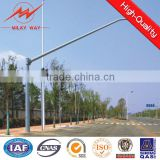 Factory Supply Tri-arm LED Traffic Light Pole and CCTV Camera Poles