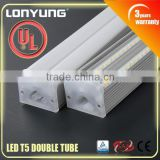 America Double T5 fluorescent tube light fittings 6FT 8FT factory price smd led t5 1500mm