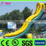 2 years warranty giant inflatable water slide tubes                                                                         Quality Choice