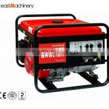 Portable Gasoline DC Arc Welding Generator with CE in India