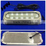 IP68 stainless steel 36w undewater led boat fishing lights for fountains for fishing boat