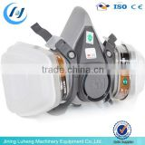 original 6200 double filter gas mask/ half facepiece respirator/medium gas mask                                                                         Quality Choice