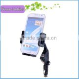 Car Mount EnergyPal Car Smartphone Holder with Dual USB 3.1A Charger With Over Charge and Over Current Protection