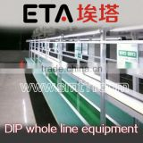 LED conveyor roller assembly line,led street light assembly line,Independent working table