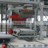 ISO / CE Approved DongFang Brand Automatic Hydraulic Brick Machine / Automatic Hydraulic Brick Molding Machine