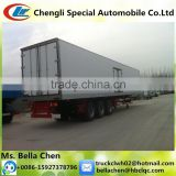 IN STOCK 35-40tons RFP refrigerated trailer sale