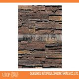 Exterior wall cladding artificial stone slate rock chip design brick tile hot sale                                                                         Quality Choice