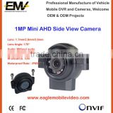Mini 720P AHD Truck Side View Camera
