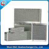 Wuxi aluminum plate and bar air hydraulic oil cooler core