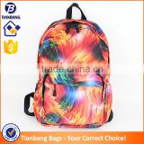 Fashion Colorful College Bags Backpack Unique College Backpacks Custom College Bags Girls