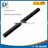 Survival Drilled Ferrocerium Ferro Rod MagnesiumFlint Fire Starter