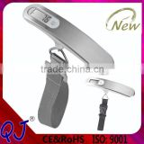 Backlight LCD Display Luggage Scale 110lb/50kg Electronic Balance Digital Postal Luggage Hanging