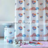Kids bathroom set in match design, Rainbow Fish bath set, shower curtain/bathmat set/bath accessories set