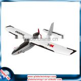 2.4G EPO foam rc plane, giant scale RTF rc airplane with brushless motor&HD FPV camera