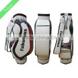New Design Deluxe PU Golf Staff Bag