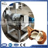 High quality coconut scraper machine for sale /remove coconut coir machine