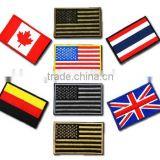 National Flags Embroidery Sew on Patch for shirt Embroidery magic stick National flag embroidery