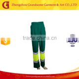 Hi Vis Reflective Construction Mining Safety Wear