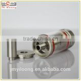 Yiloong subtank mini style sub ohm any tank fits atlantis coil and rebuildable rba head as sub-ohm anytank