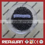 carbon steel cut wire shot 1.5mm with blasting