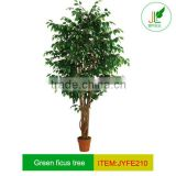 plastic ficus tree with vines and ivy
