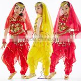 SWEGAL belly dance costume for kids SGBDT14072